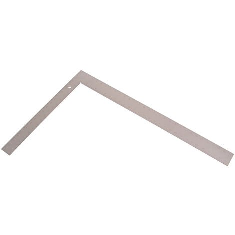 Fisher FIS1110 F1110IMR Steel Roofing Square 400 x 600mm (16 x 24in)