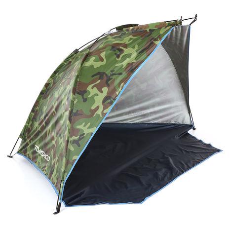Fishing beach tent camouflage