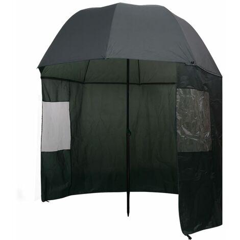 Fishing Umbrella Green 300x240 cm