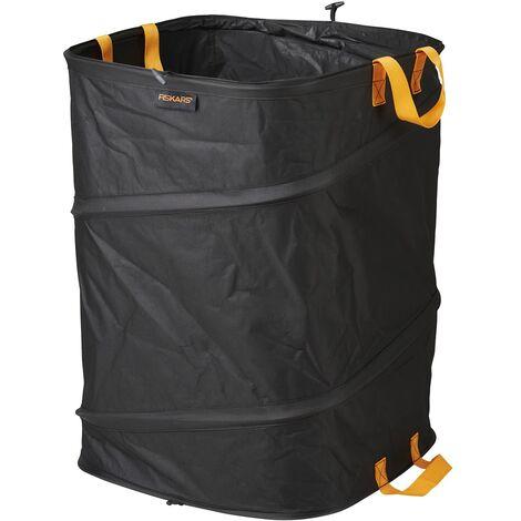 FISKARS® Ergo PopUp-Gartensack quadratisch 175 Liter Volumen