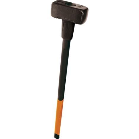 Fiskars Vorschlaghammer XXL, Hammer, schwarz/orange