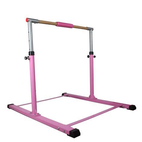 FIT4YOU Gymnastics High Bar FH-HB01 Pink
