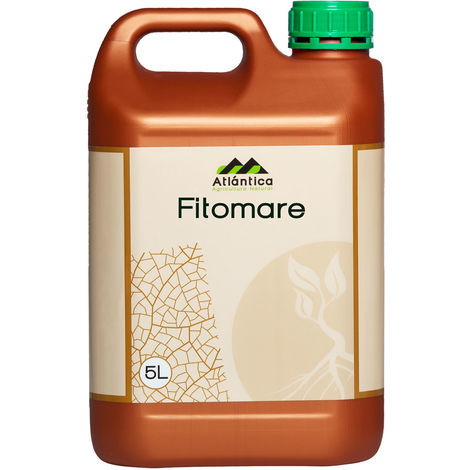FITOMARE 5 L. Bioestumulante para brotación, floración y cuajado del fruto.