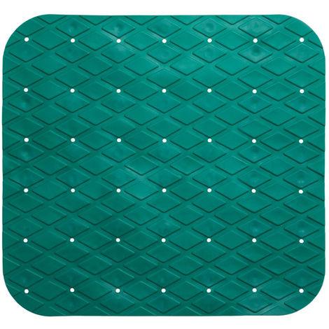 Five - Fond de douche en pvc vert émeraude