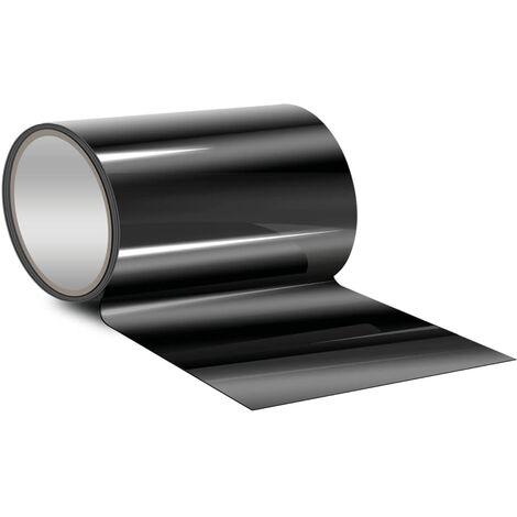 FIX TAPE Cinta adhesiva fuerte negra de 20 cm de ancho
