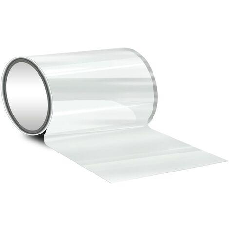 FIX TAPE Cinta adhesiva fuerte transparente de 20 cm de ancho