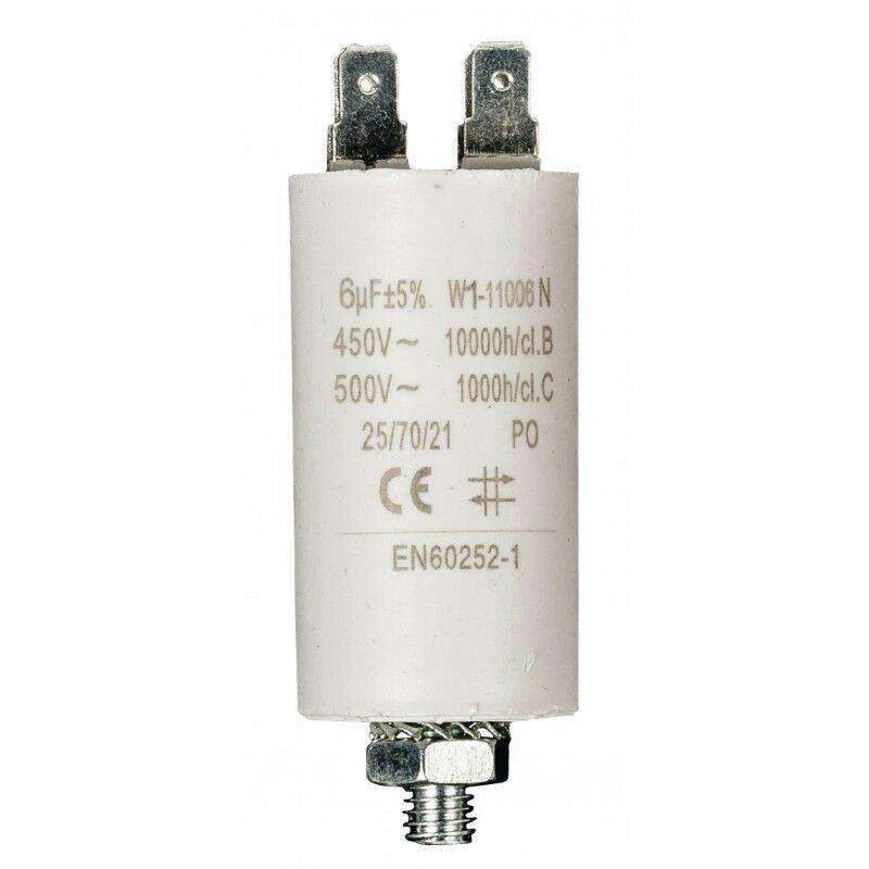 Condensateur de démarrage pour moteur de 60μF//60uF//60UF