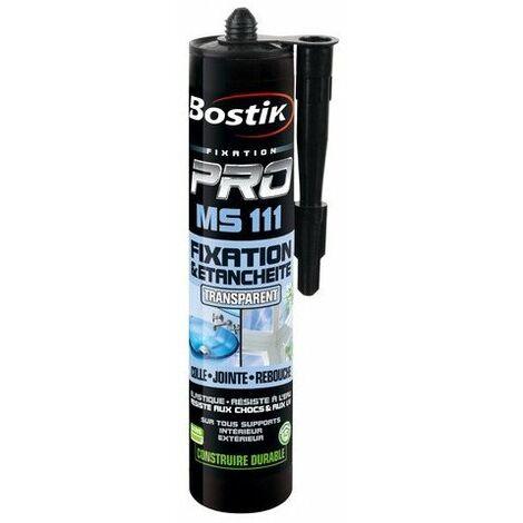Fixat Et Etancheite Transp Ms111 - BOSTIK