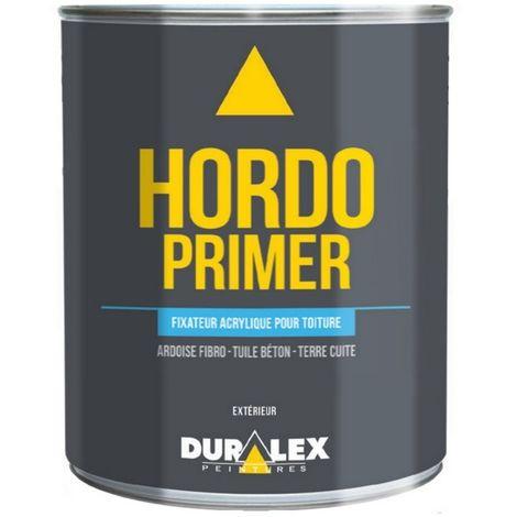 Fixateur et apprêt pour toiture DURALEX Hordo Primer fixe et bloque les supports poreux