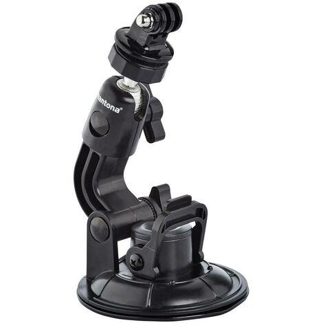 fixation à ventouse Mantona 21281 Adapté pour:GoPro, Sony Actioncams, caméras sport 1 pc(s) S569501