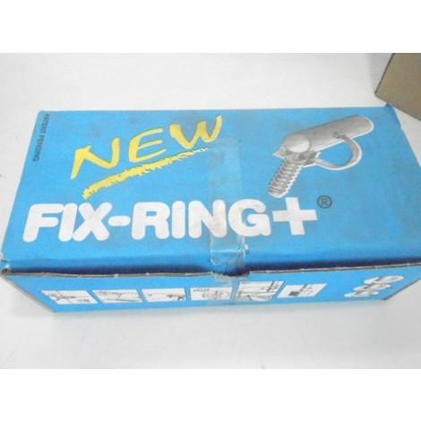 Fixation attache tube IRL diam 25mm FIX RING+ (boite de 100) ING FIXATIONS A312000