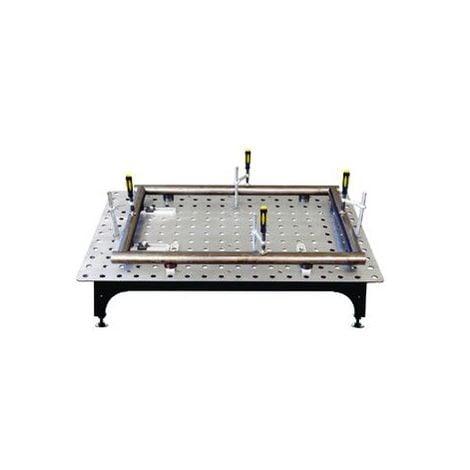 Fixation de tubes ronds FixturePoint kit de composants modulaires
