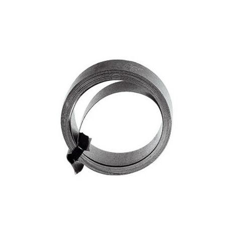Fixation feuillard acier en rouleau, largeur 40 mm 25 m