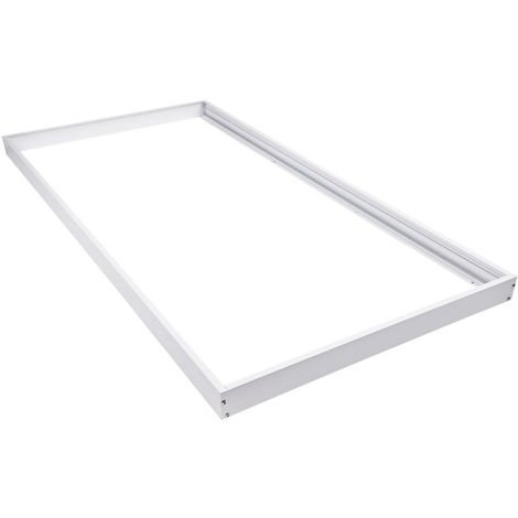 Fixation pour Dalle Plafond LED - 60x60cm, 30x120cm, 120x60cm