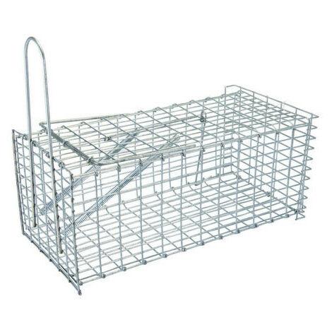 Fixman 196052 Rat Cage Trap 300mm