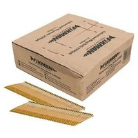 Fixman 413678 Galvanised Ring Nails 3.1 x 90mm Pack of 2500