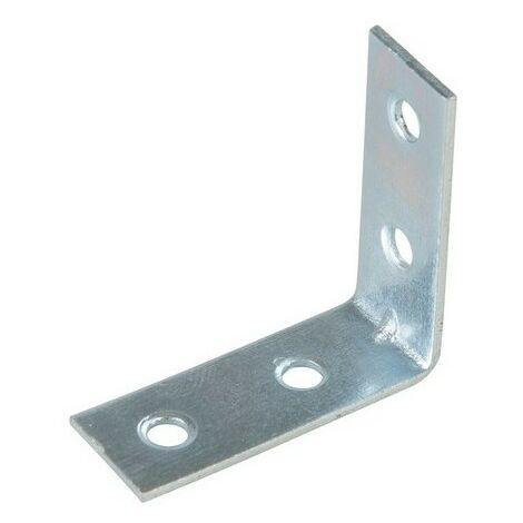 Fixman 670189 Corner Braces 40 x 1.6 x 16mm Pack of 10
