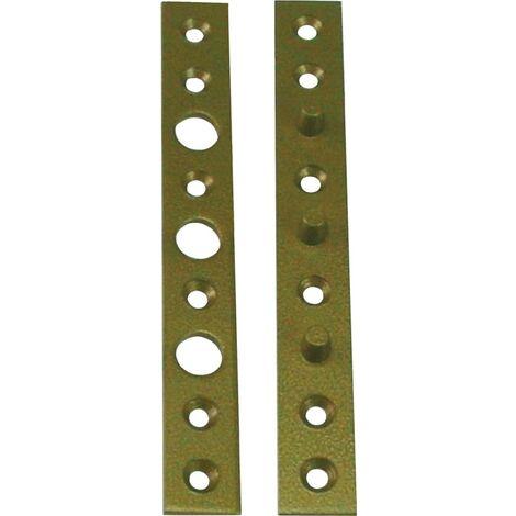 Flachbändersicherung L.160mm B.20mm S.3mm STA verz.006/775/V SCHNEGEL