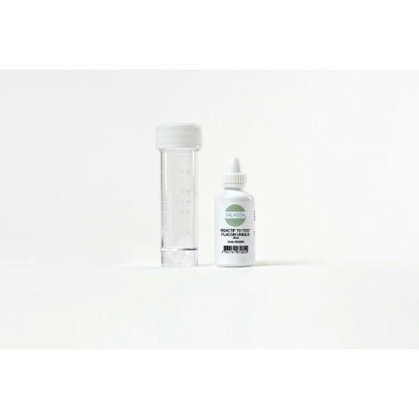 Flacon test TH - Spécial adoucisseur et eau de réseau