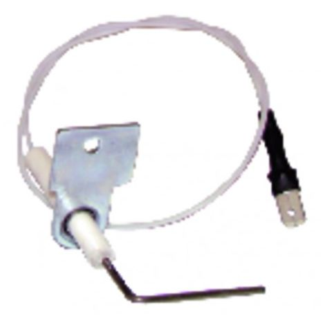 Flame sensing electrode - DIFF for Chaffoteaux : 61002802