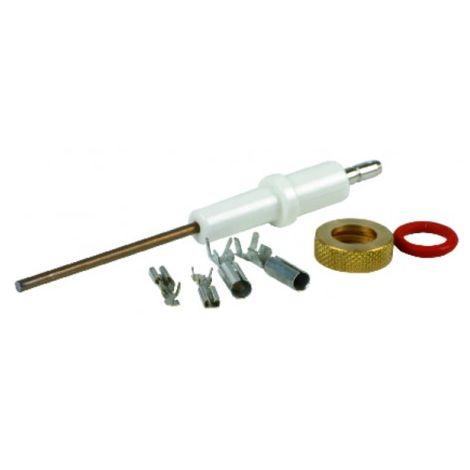 Flame sensing electrode ECONCEPT - FERROLI : 39806200