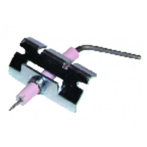 Flame sensing probe - DIFF for Saunier Duval : 05151600