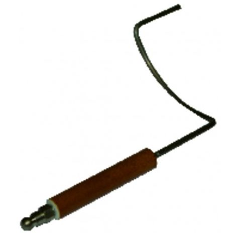 Flame sensing probe GS38/4/58 - DIFF for Chappée : S58254428