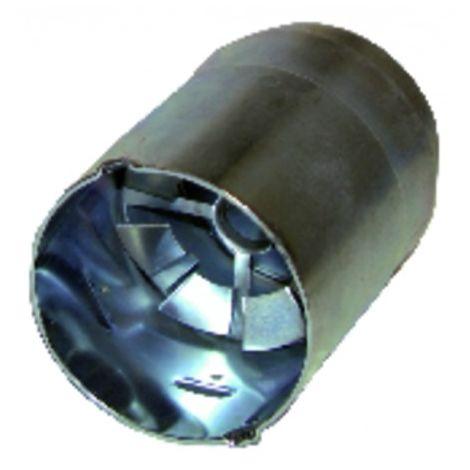 Flame tube & accessories hs 10 baffle plate welded - BENTONE AHR : 11934005