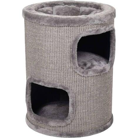 FLAMINGO Arbre à chat Enes Gris S 42x42x56 cm