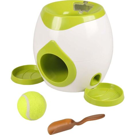 FLAMINGO Interactive Fetch & Treat Dog Toy Wilson 517922