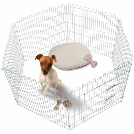 FLAMINGO Puppy Playpen 160x80 cm 507806