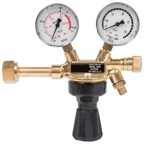 Flaschendruckminderer Argon 0-28L/min