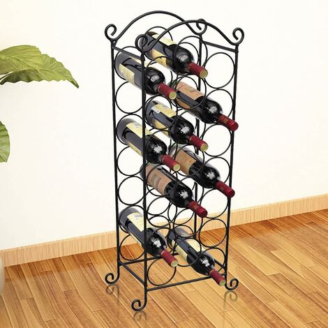 wie Bild Weinablage,Flaschenablage  für unser Regalsystem metall Getränkekisten