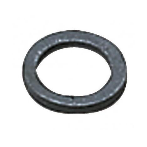 Flat gasket - 15 x 21 EPDM black(X 100)