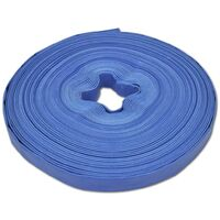 "Flat Hose 50 m 1"" PVC Water Delivery"