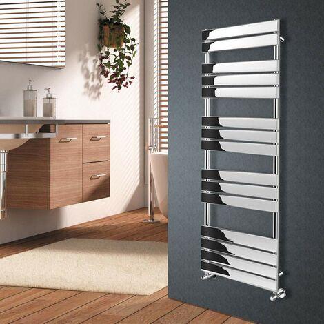Flat Panel Heated Towel Rail Chrome