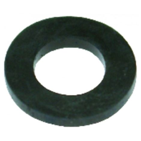 "Flat seal nbr black 15/21 - 1/2"" (X 100)"
