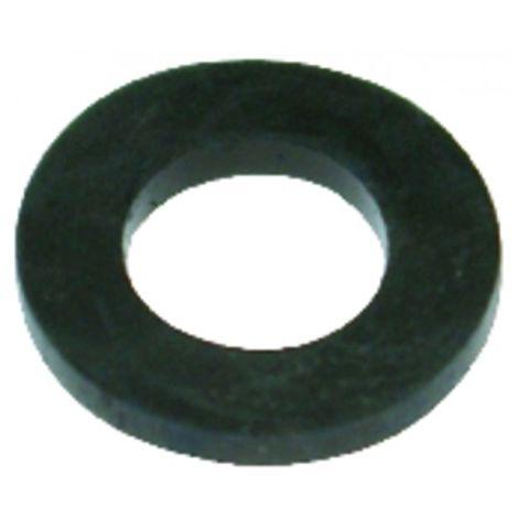 "Flat seal nbr black 20/27 - 3/4"" (X 50)"