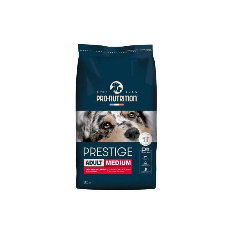 Adulte - Chiens toutes races Désignation : Prestige Adulte | Conditionnement : 10 sacs de 15 kg FP4031P10 - Flatazor Prestige