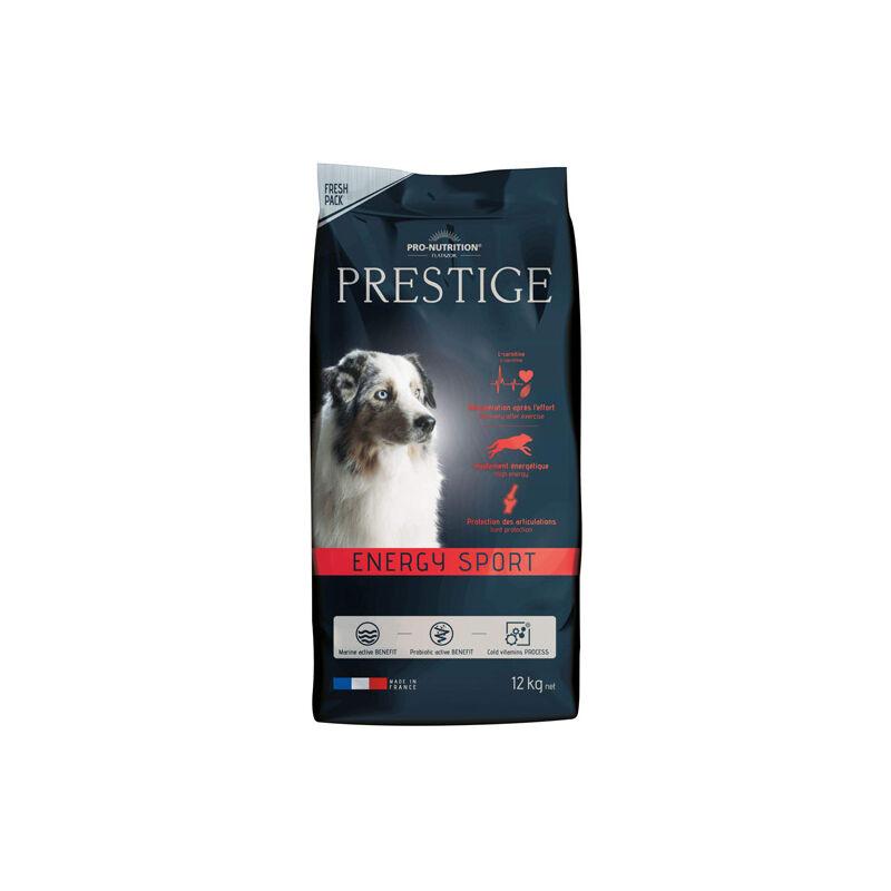 Energy Sport - Croquettes pour chien sportif. Désignation : Prestige Activ | Conditionnement : 5 sacs de 12 kg FP4041P5 - Flatazor Prestige