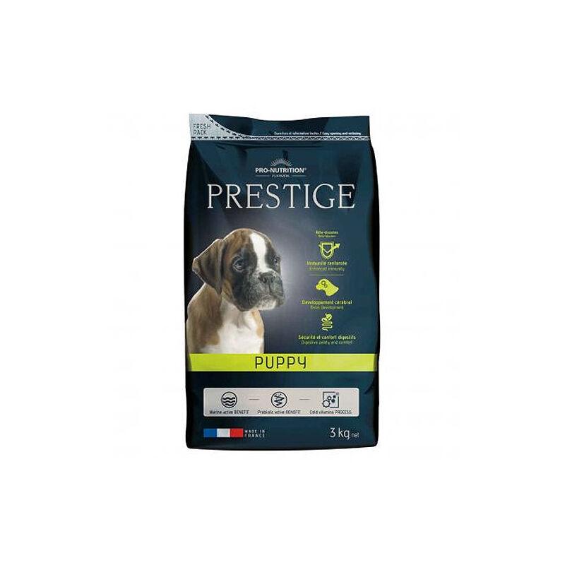 Puppy pour chiot Désignation : Prestige Puppy | Conditionnement : 5 sacs de 12 kg FP4021P5 - Flatazor Prestige