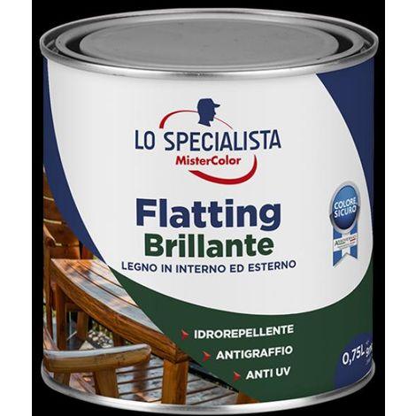 FLATTING ACQUA BRILLANTE INCOLORE 750 ML 195116D300001