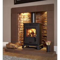 Flavel Dalton 4.9kW Defra Approved Multifuel Stove