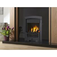 Flavel FKPCBLSN Black Rhapsody Plus Gas Fire - SC