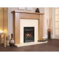 Flavel FOPC23MN Black Richmond Plus Gas Fire - MC