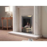 Flavel FSRP80MN Silver/Pebble Windsor Contemporary Gas Fire - MC