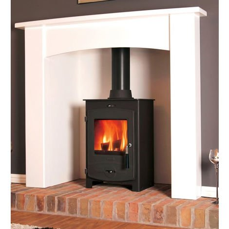 Flavel No.1 CV05 Multifuel DEFRA Approved Stove