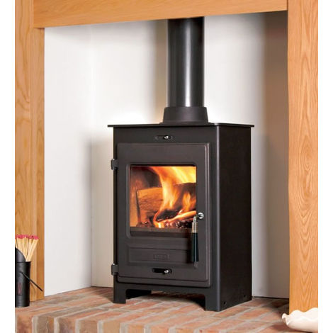 Flavel No.1 SQ05 Multifuel DEFRA Approved Stove