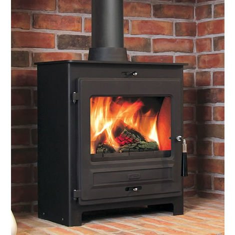 Flavel No.2 SQ07 Multifuel DEFRA Approved Stove