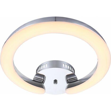 Flawless 24W LED Applique Murale Lampe Cuisine Chrome Acrylique Globo CORDOBA 42502-1